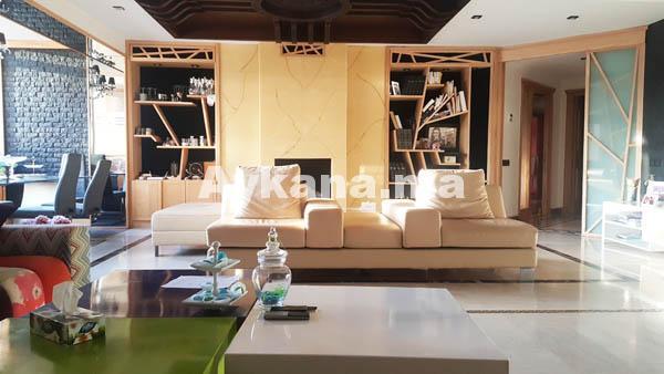 Vente appartement rabat hay riad 20892 for Mobilia hay riad rabat