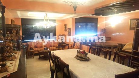 Location appartement meubl rabat hay riad ref 197 for Mobilia hay riad rabat