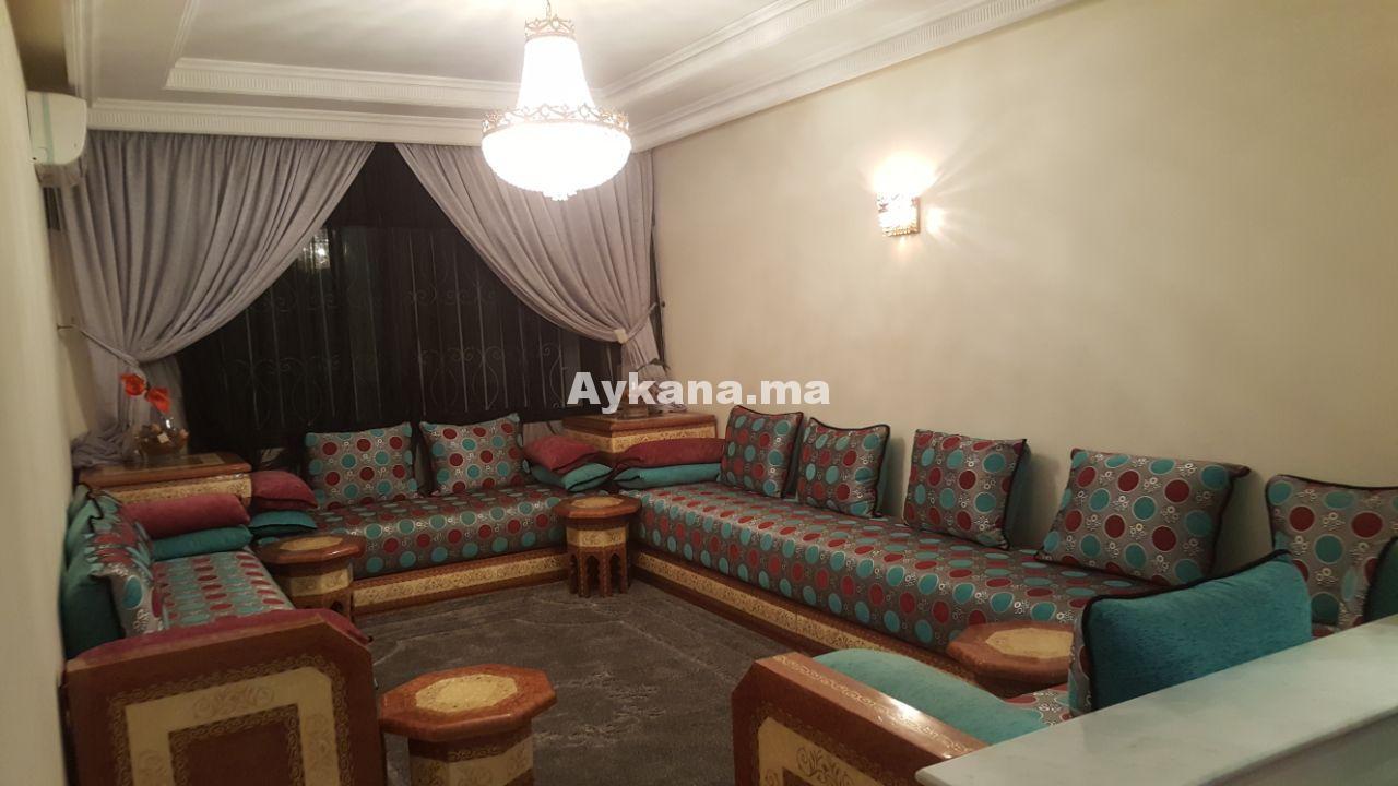 Location appartement meubl rabat hay riad ref 366 - Location studio meuble cannes ...